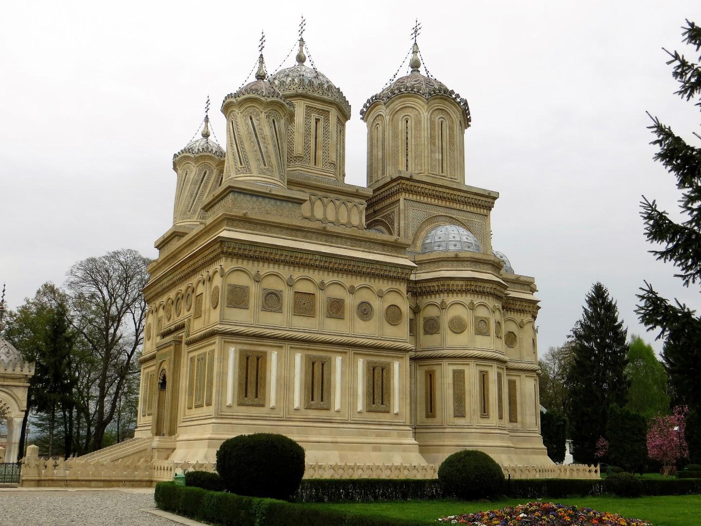 Kathedrale in Curtea de Arges