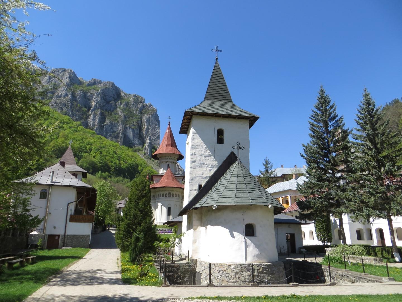 Bergkloster Ramet im Trascau-Gebirge