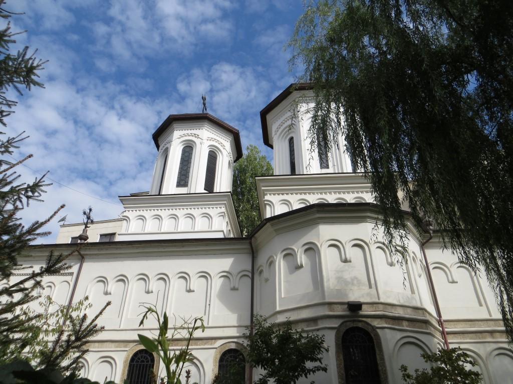 Rumänische Kirche
