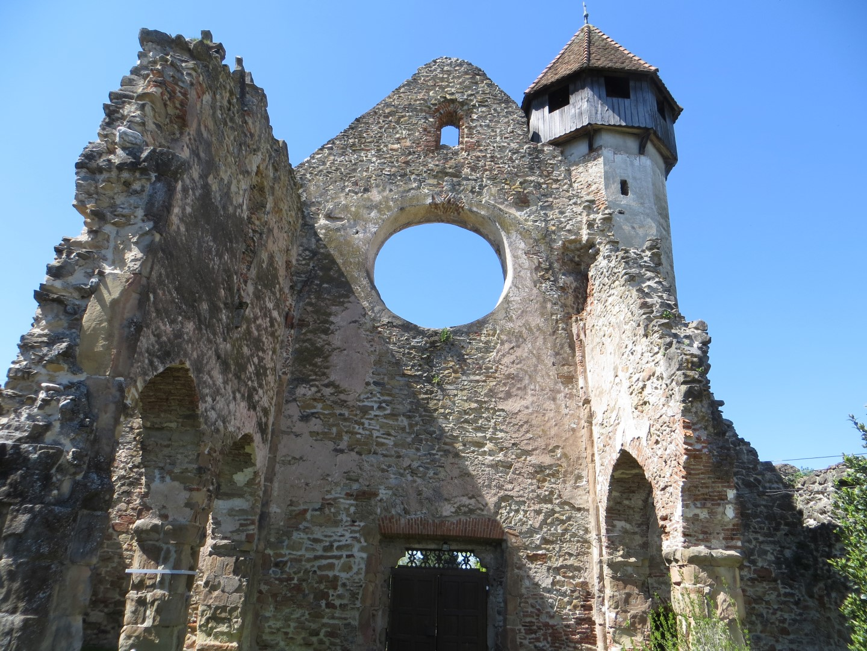Carta/Kerz - altes Zisterzienserkloster in Siebenbürgen