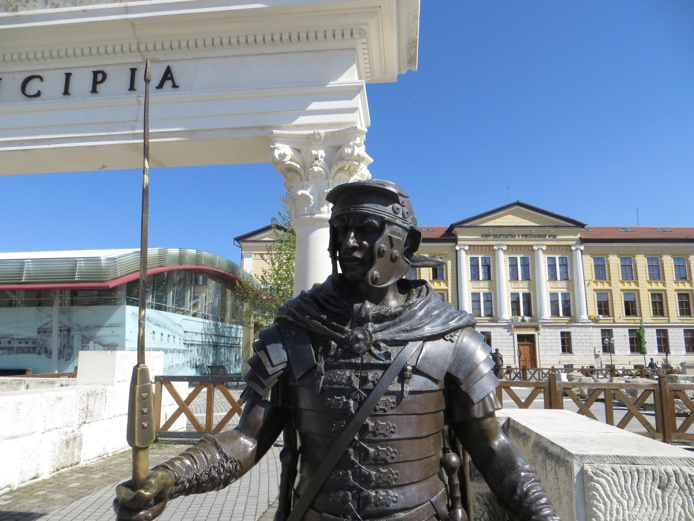 Das römisch anmutende Alba Iulia