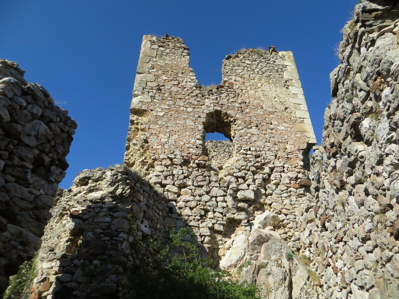 Burgruine Trascau