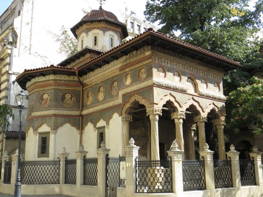 Das Stavropoleus-Kloster