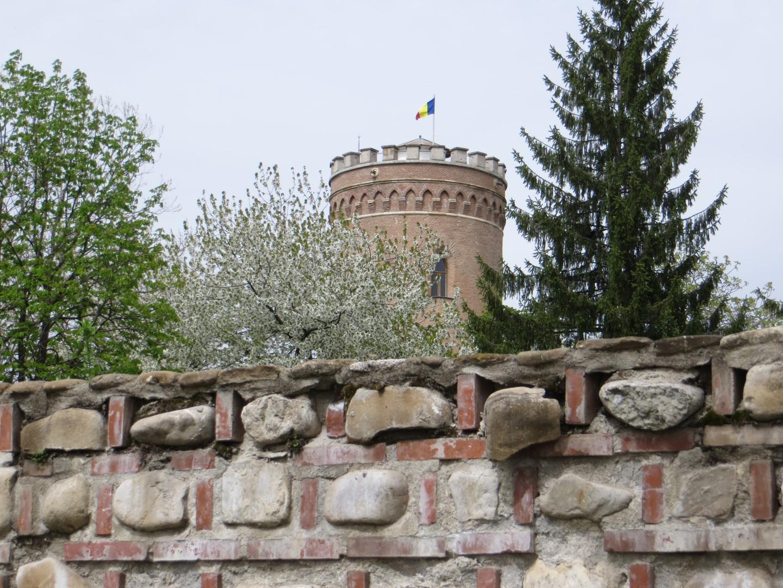 Chindia-Turm in der alten Fürstenresidenz Targoviste