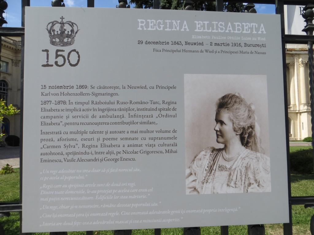 Königin Elisabeth - alias Carmen Sylva