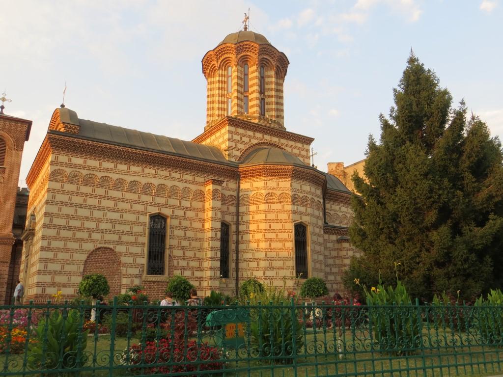 Biserica Curtea Veche - die älteste Kirche Bukarests