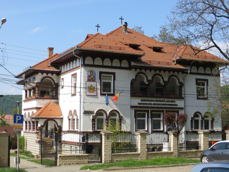 Rumänisches Haus in Sighisoara (Schäßburg)