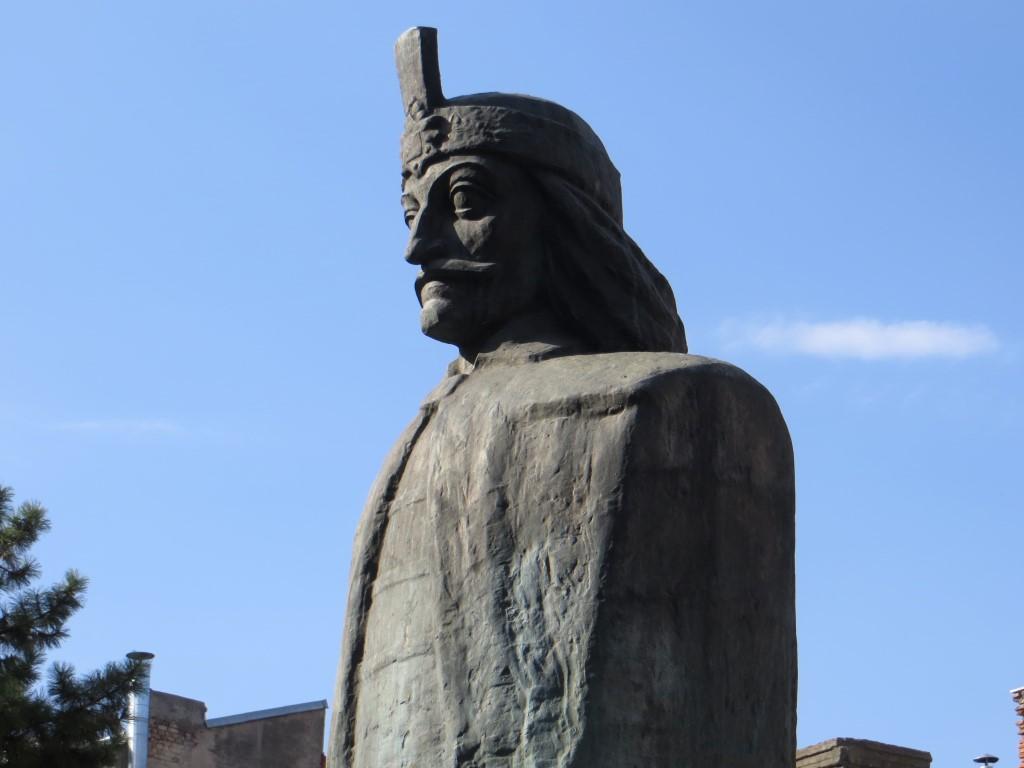 Erklärte 1459 Bukarest zur Hauptstadt : Vlad III. Basarab