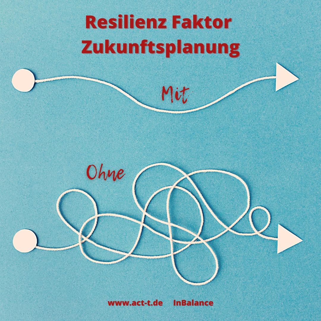 Resilienz Faktor: Zukunftsplanung