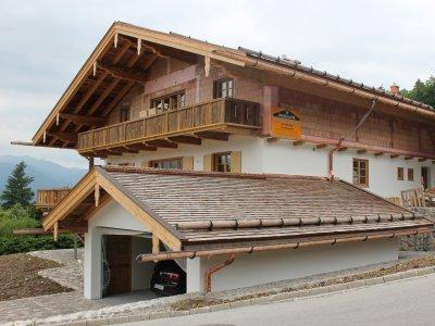 Neubau diverser Ein- und Mehrfamilienhäuser im südlichen Oberbayern