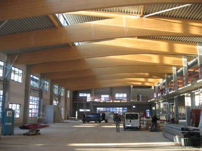Neubau und Aufstockung der Betriebsgebäude  Fa. Telair, Miesbach
