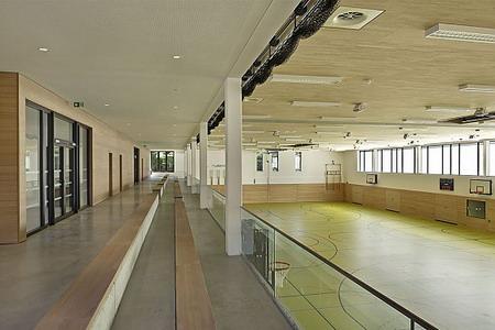 Sporthalle Rottach Egern,  Schulverband Tegernseer Tal