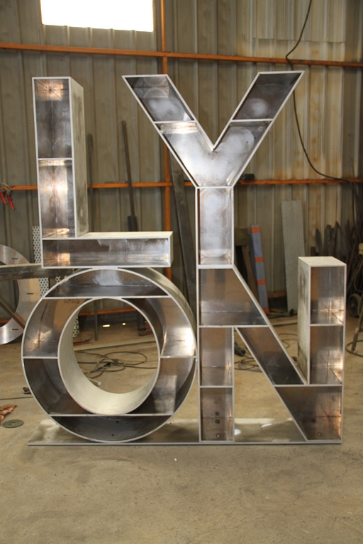 Fabrication mobilier métallique