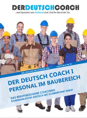 Der Deutsch Coach für Mitarbeiter der Baubranche