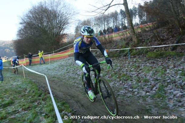 26.12.2015 CROSS-RACE Pfaffnau, Kim Gull