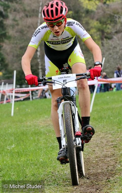 11.04.2015 BMC Racing Cup Schaan, Léon Koller