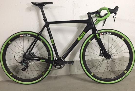 Das erste Cyclocross!