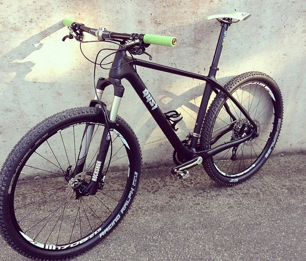Roger Fürst's dustcycle