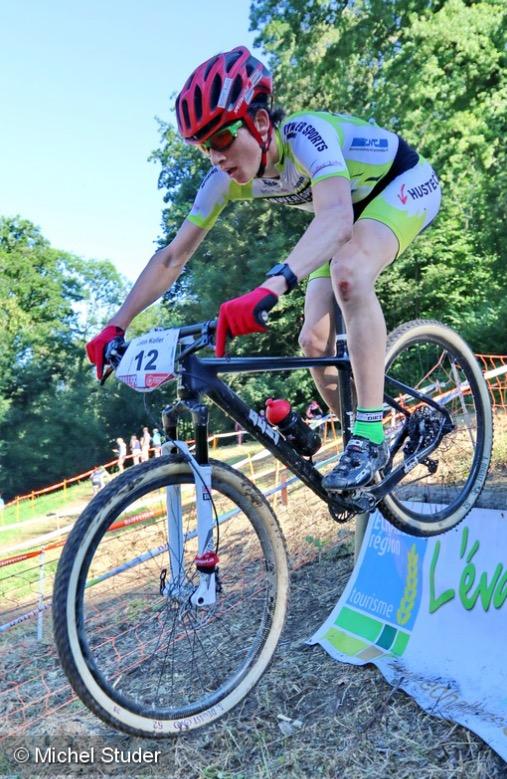 17.07.2016 Schweizermeisterschaft XCO Echallens, Léon Koller
