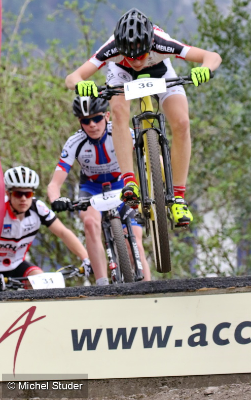 11.04.2015 BMC Racing Cup Schaan, Lenny Kamber