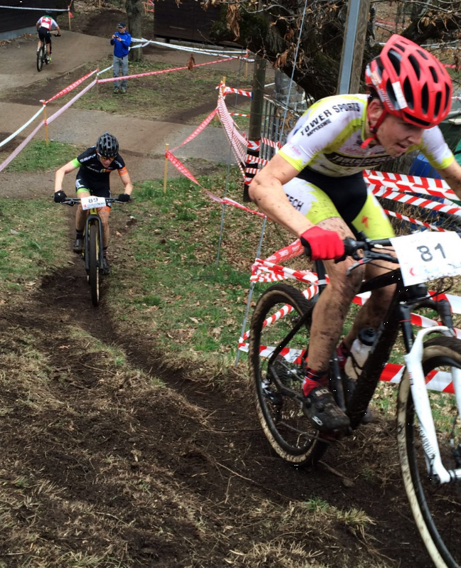 03.04.2016 Swiss Bike Cup Rivera, Léon Koller und Lenny Kamber