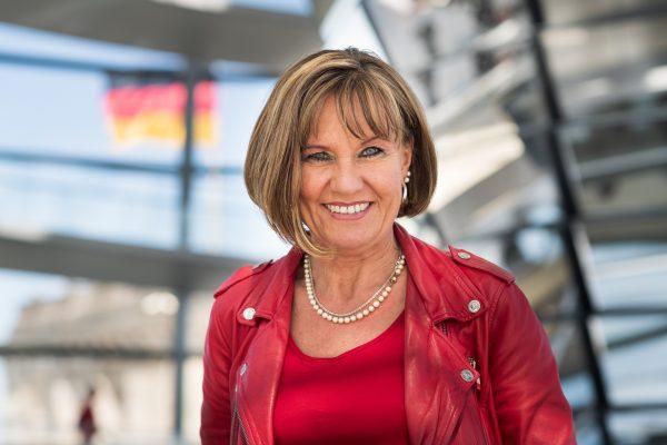 """Esther Dilcher (MdB) Kandidatin der SPD, zu Gast am 15.09.2021 """"Landwirtschaft & Ernährung"""""""
