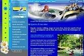 Willwasserpark, Hydrospeed, Kanu in Huningue