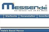 Messe Basel, Messetermine und Informationen