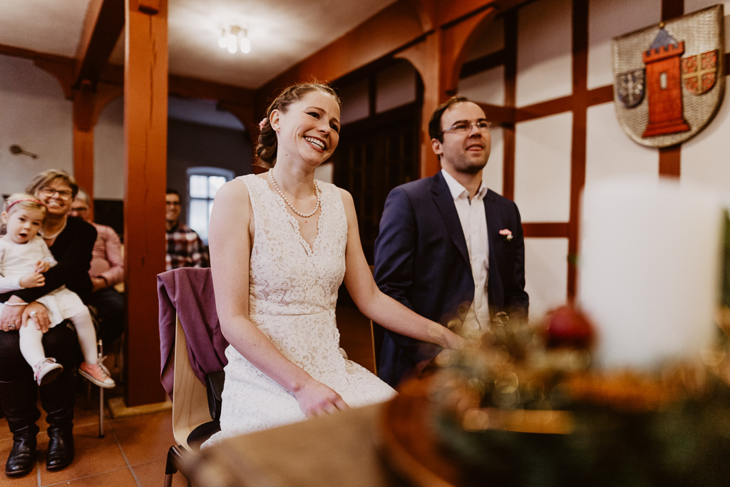 Hochzeitsfotograf Westerwald Standesamt