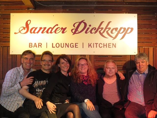 Jul. 2015: Studio12 rockt den Dickkopp