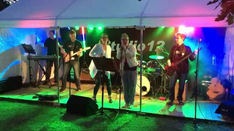 Mai 2018: Grillfest, Wendisch Evern