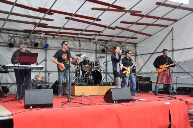 Juni 2012: Der Kirchberg rockt, Börnsen