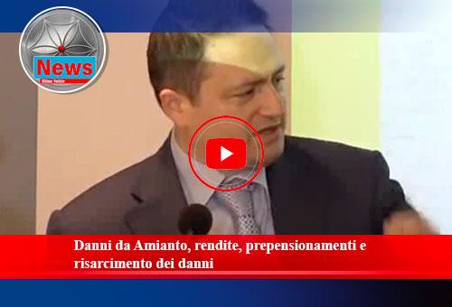 Danni da Amianto, rendite, prepensionamenti e risarcimento dei danni