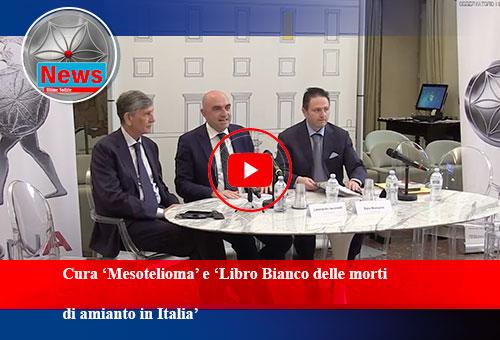 Cura mesotelioma e Libro Bianco delle morti di Amianto in Italia