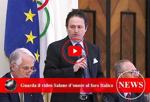 Salone d'onore foro italico