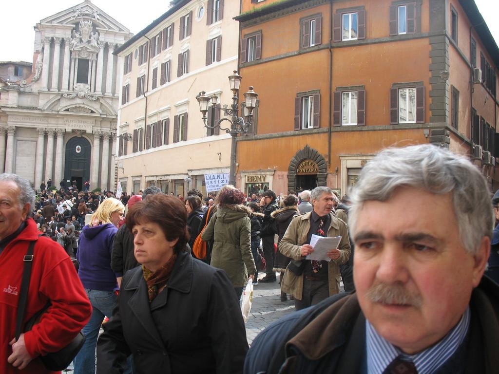 ONA - Roma 5 marzo 2010