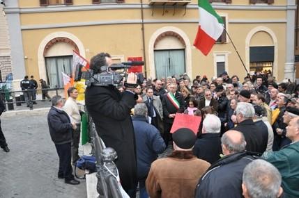 Manifestazione del 18 gennaio 2010