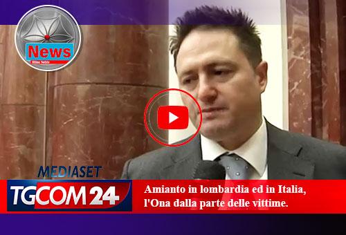 Amianto in Lombardia ed Italia