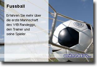 Fussball beim VfB Randegg