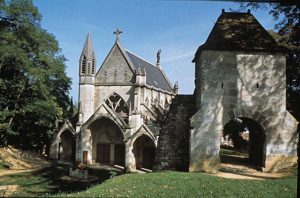 chapelle castrale de  Jehanne d'Arc - Vaucouleurs - Michel Petit