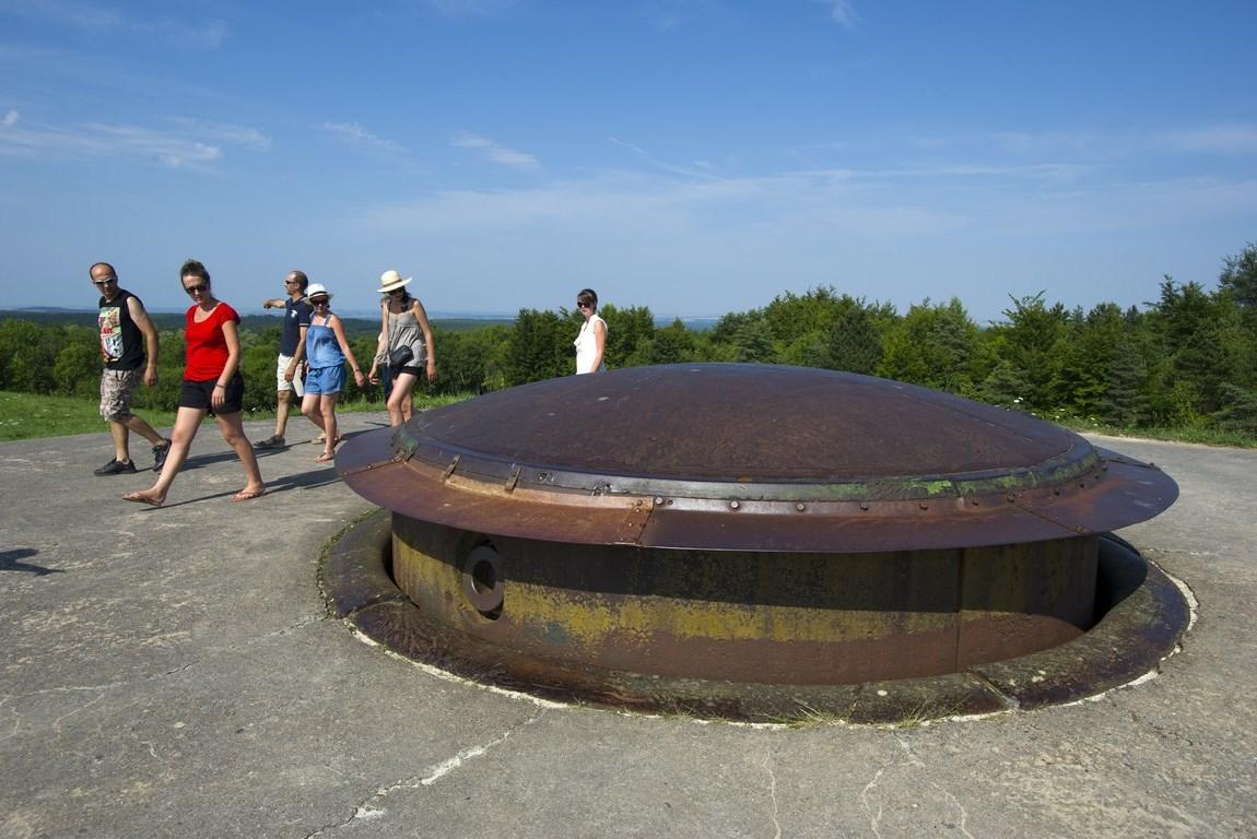 fort de douaumont champs de bataille