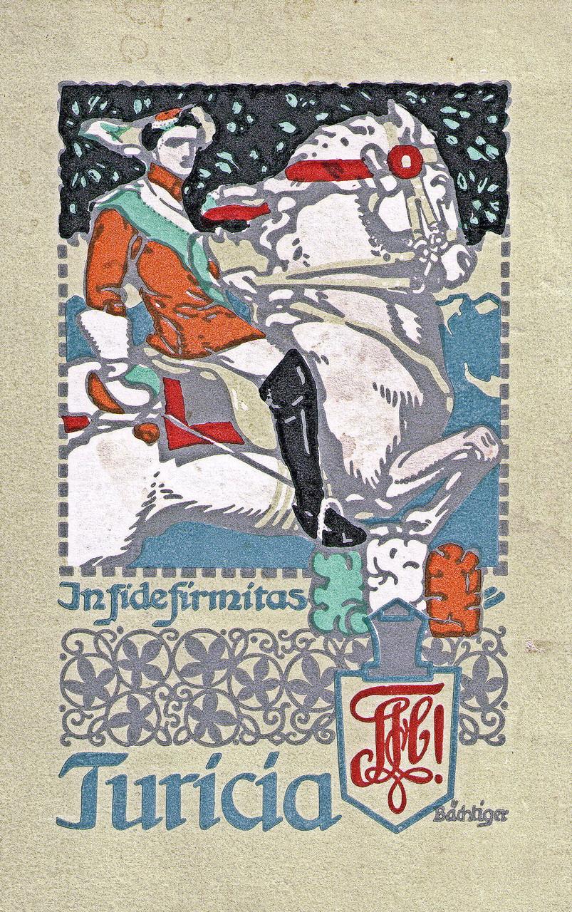 Postkarte Turicia