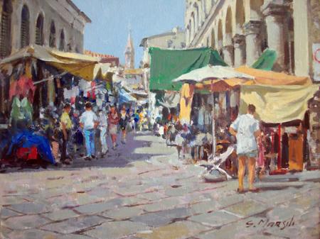 Mercato di San Lorenzo, Graziano Marsili