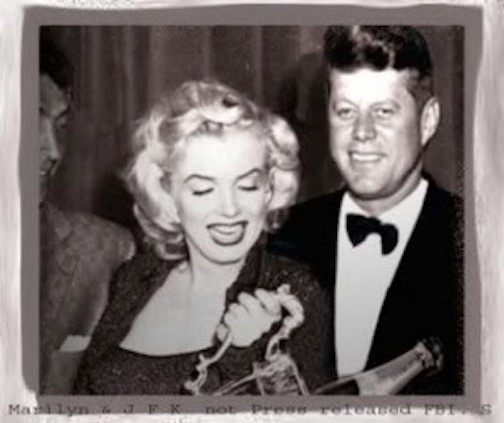 Marilyn Monroe John F Kennedy Lovers Compatibility Report