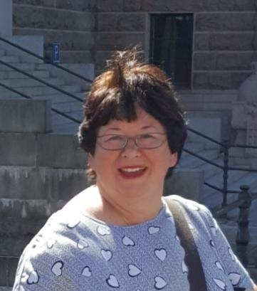 Ursula Riehle, Krankenschwester