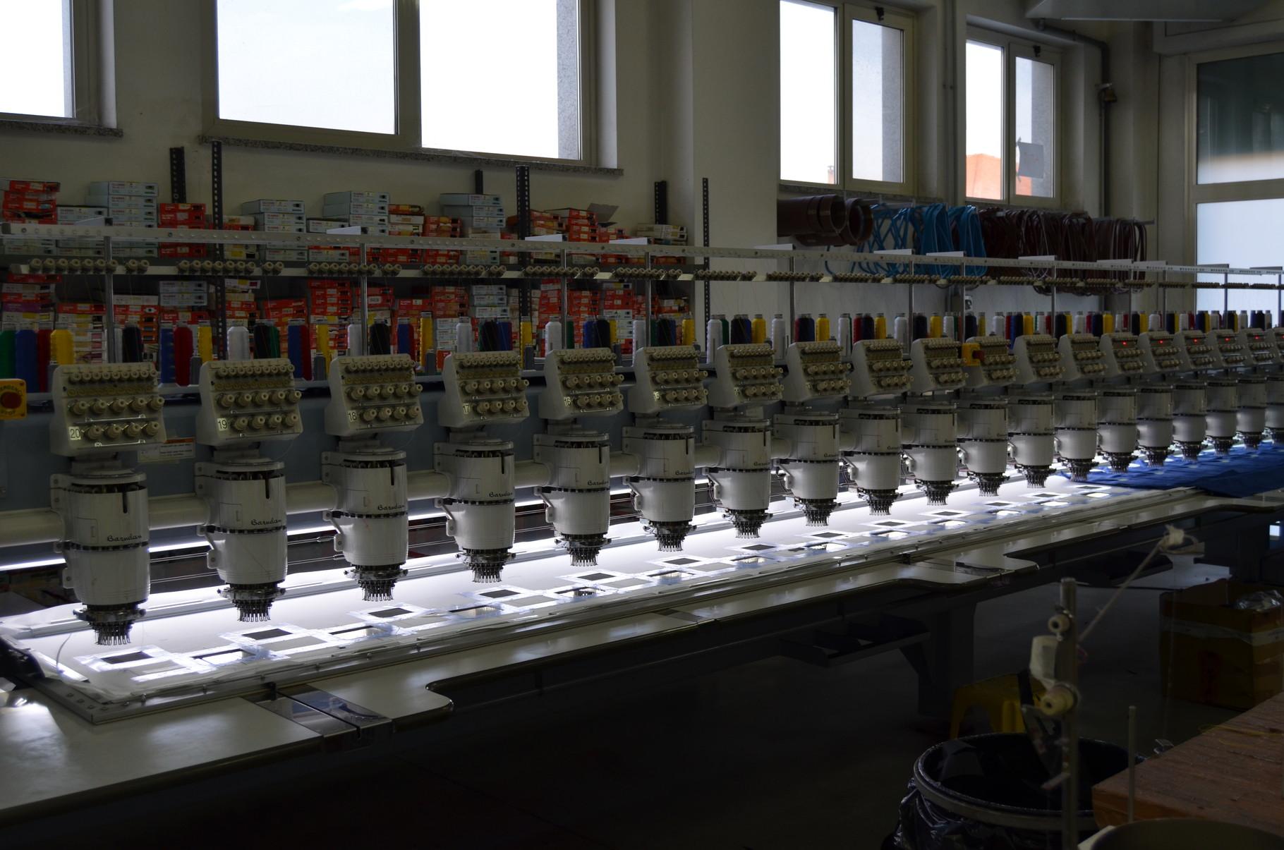 macchine da ricamo barudan
