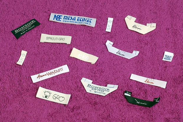 Favorito etichette tessute patch hd - Ricamificio Centro ricami DF12