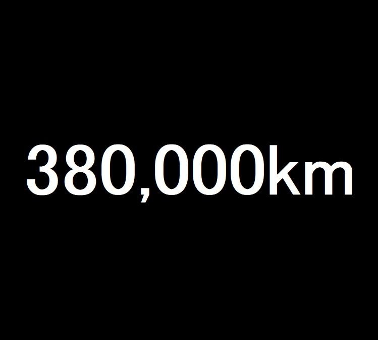 380,000km