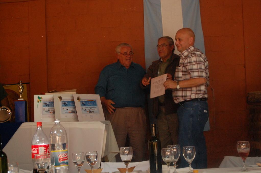 Premio al Campeon de Mendoza, Eduardo De Francesco