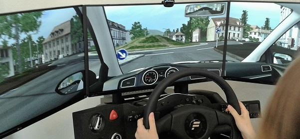 Die Fahrzeugbedienung sicher beherrschen, schon bevor Du ins Auto steigst.
